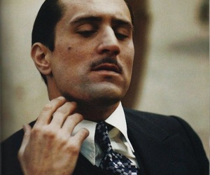 de niro and The Godfather image