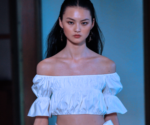 details, fashion, and runway image