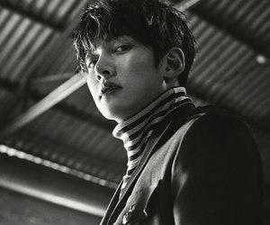 model, healer, and korean actor image