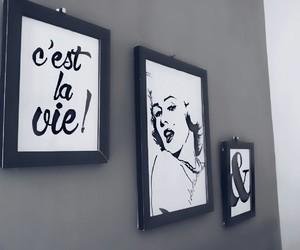 &, cest la vie, and design image