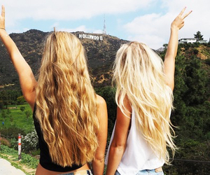 girl, hollywood, and blonde image