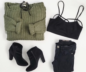 accessories, shorts, and black image