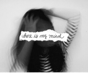 mind, quote, and where is my mind image