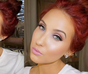 highlighting, contouring, and make up tutorial image