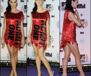 katy perry, red, and admit one image