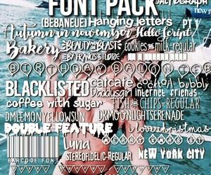 edit, editing, and font image