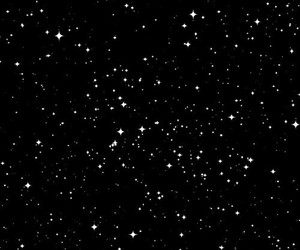 wallpaper, stars, and black image