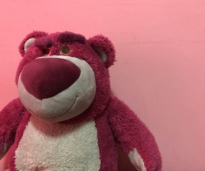 bear, goals, and pink image