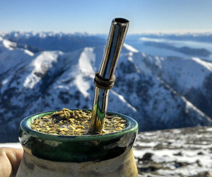 argentina and mate image