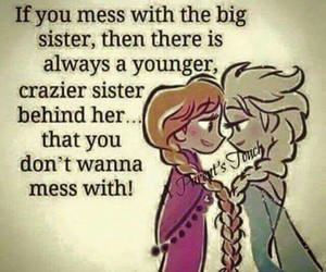 sisters and quotes image