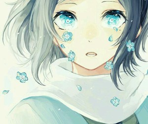 anime and tears image