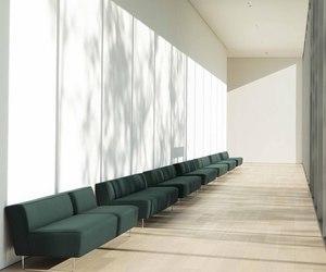 decor, green, and sofa image