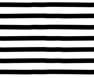 black and white, stripes, and wallpaper image