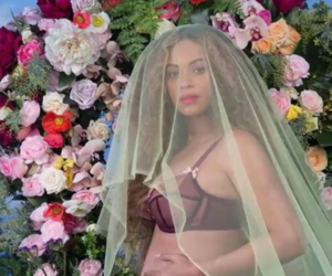 pregnancy, twins, and queen bey image