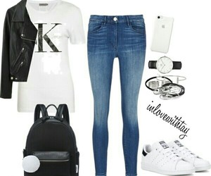 adidas, Calvin Klein, and Polyvore image