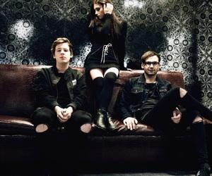 alternative, band, and black image