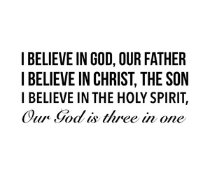 believe, blessed, and Christ image