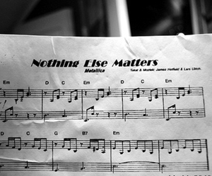 metallica and nothing else matters image