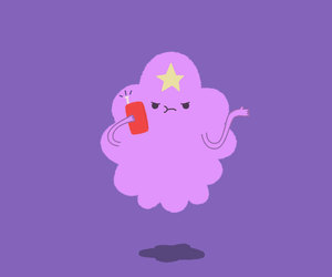 adventure time and lumpy space princess image