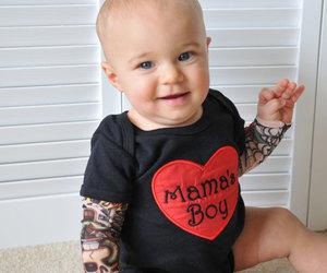 baby, baby boy, and newborn image