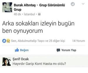komik, türkçe sözler, and mizah image