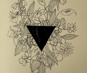 art, dibujo, and tumblr image