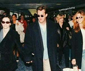 Courteney Cox, Jennifer Aniston, and Matthew Perry image