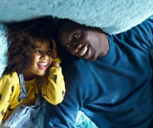 french, movie, and omar sy image