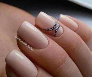 beauty, jewelry, and manicure image