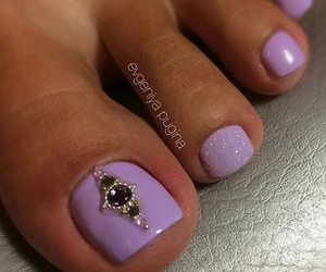 beauty, jewelry, and manicure image