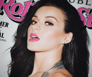 katy perry, magazine, and pink image