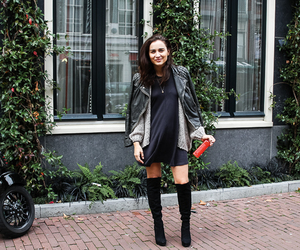 adventure, amsterdam, and black boots image