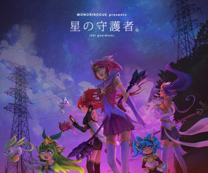 lulu, lux, and poppy image