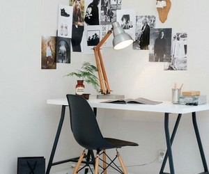 decor, interior design, and office image