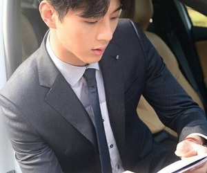 kdrama, korean actor, and kim ji soo image