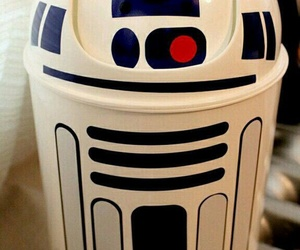 r2d2, diy, and star wars image