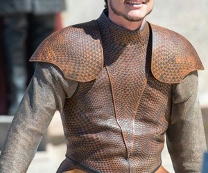 game of thrones got, pedro+pascal, and oberyn+martell image