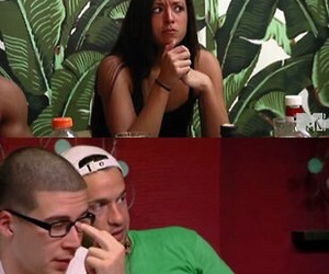 jersey shore, funny, and ronnie image
