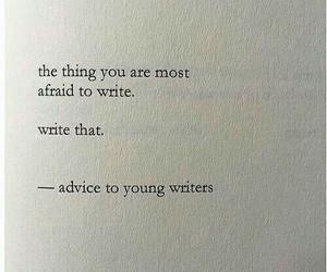 hope, write, and inspiration image