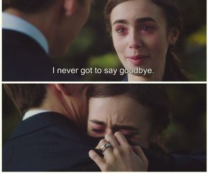 movie, romantic, and lily collins image