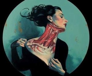 art, anatomy, and illustration image