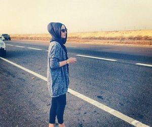 hijab and cute image