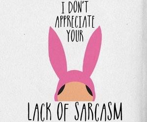 sarcasm and bobs burgers image