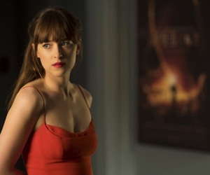 fifty shades darker, dakota johnson, and Jamie Dornan image