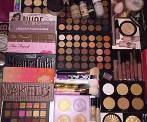 highlight, make-up, and makeup image