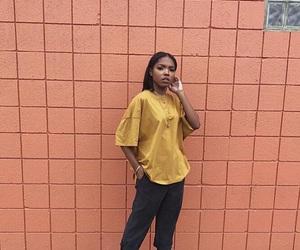 girl, gorgeous, and melanin image