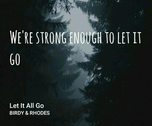 alternative, indie, and let it all go image