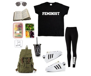 casual, comfy, and outfit image