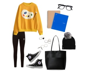 casual, Lazy, and outfit image