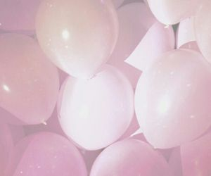 grunge, ballons, and pale image